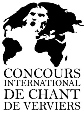 Logo Concours International de Chant de Verviers