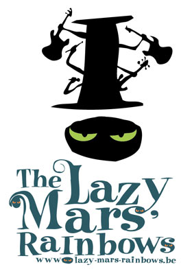 Logo Lazy Mars Rainbows (groupe de rock)
