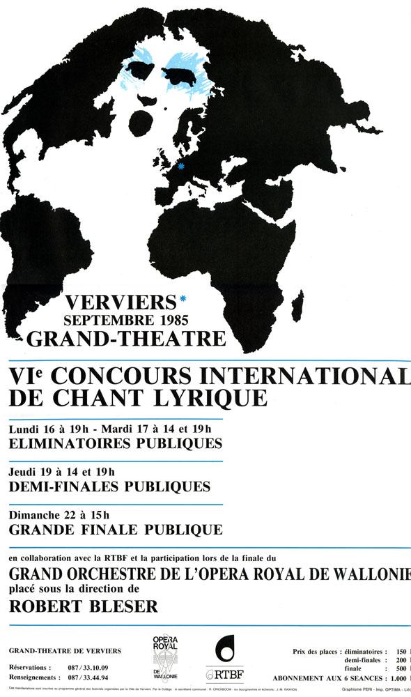 Concours international de chant de Verviers