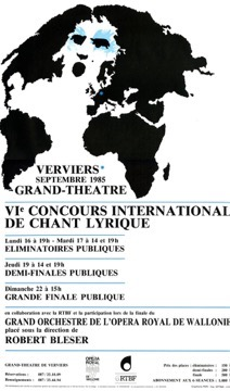 Concours international de chant de Verviers